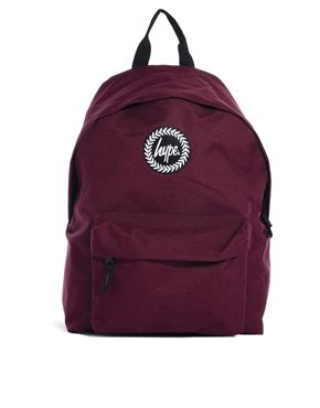 Hype Backpack £25.00 asos