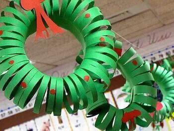 http://andrewrachelashmore.blogspot.com/2011/11/construction-paper-wreath-tutorial.html?m=1