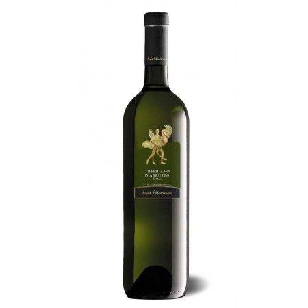 Trebbiano d'Abruzzo DOC - Jasci & Marchesani Jahrgang 2015, trockener Weißwein aus Abruzzen Italien, lecker zu Meeresfrüchten, Fisch und frischen Käsesorten #Wein #Ostern #Geschenk