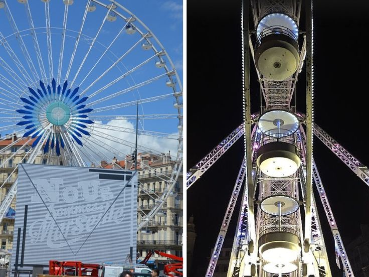 Marseille - wild at heart, Hotels, EM, Vélodrome