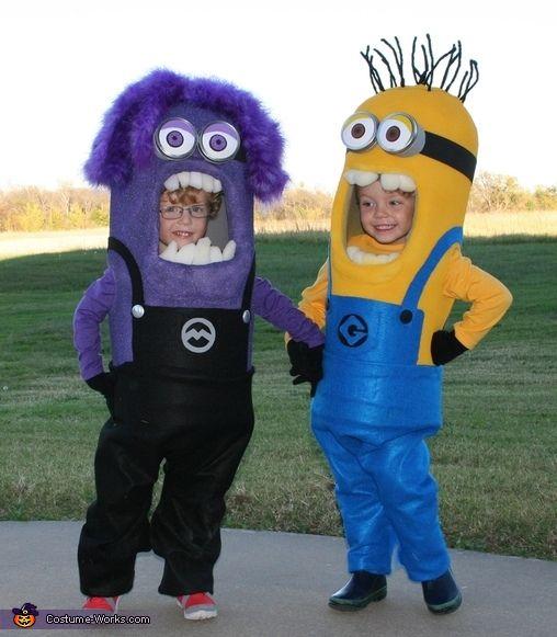 The 25+ best Minion halloween costumes ideas on Pinterest ...