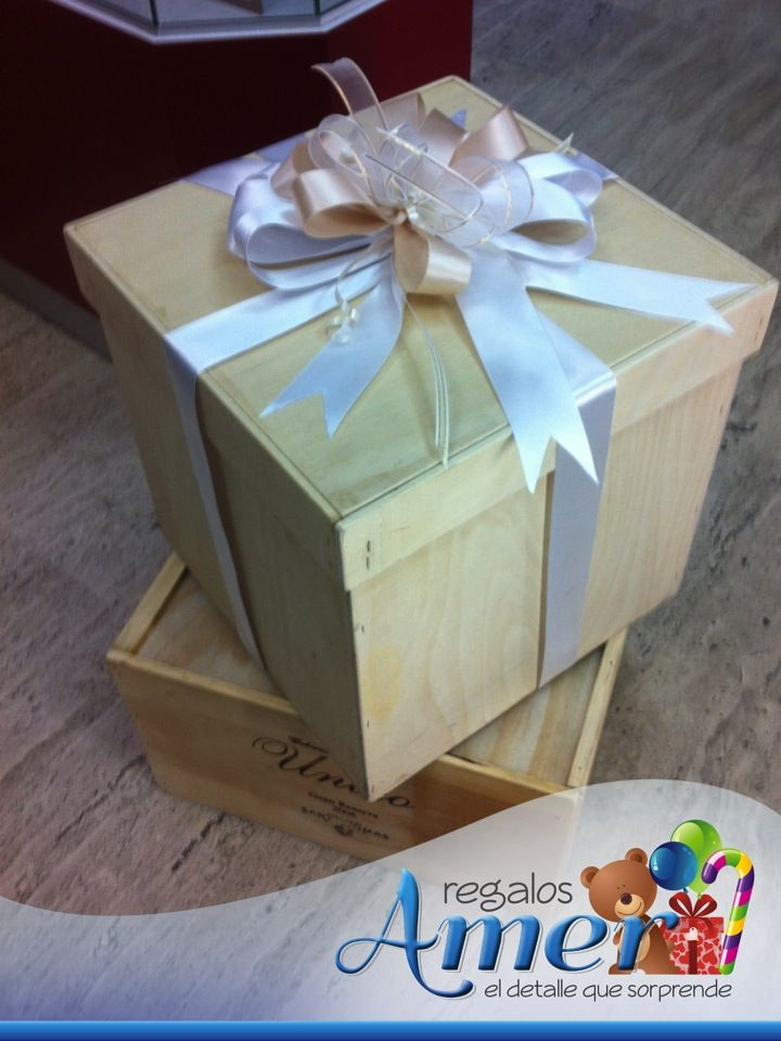 17 best images about graduaciones regalos amer on - Cajas de madera para regalo ...