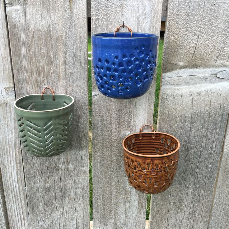 45 Best Ceramic Planters Images On Pinterest Gardening