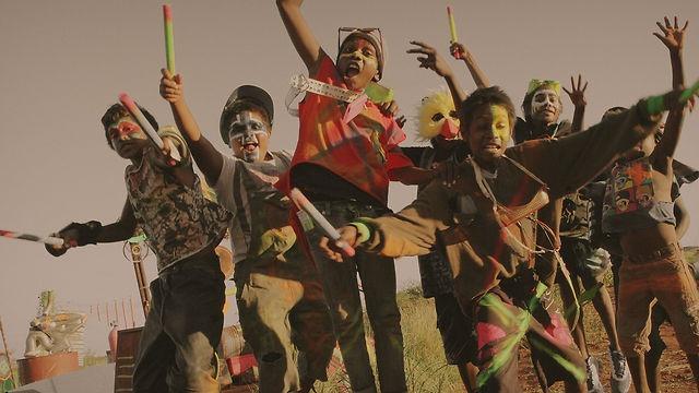 JUNK PUNKS by Yijala Yala Project  #beauty #kids #energy #art #dance #music #film #cinematography #BighART