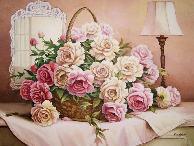Букет роз - Схемы вышивки - martino2 - Авторы - Портал «Вышивка крестом»