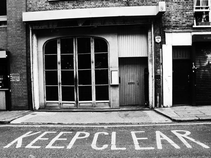 Shoreditch London, pic: Linn Solstad Karlsen