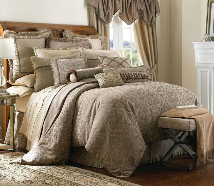 Captivating Waterford Luxury Bedding Collection