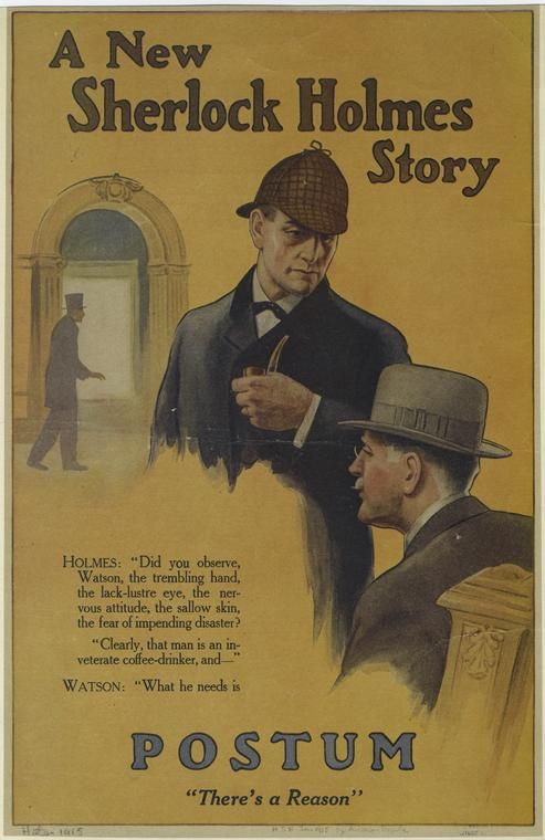 10 Common Misconceptions about Sherlock Holmes