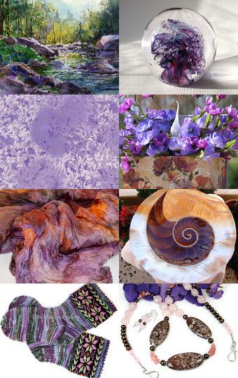 May Daze Purple by Jen W on Etsy--Pinned with TreasuryPin.com