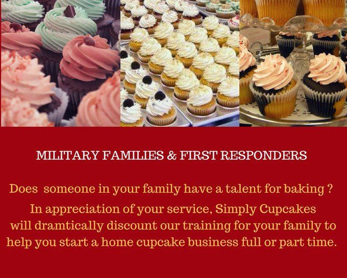 Imaare You A Military Spouse Who Can Bake Part Time Business