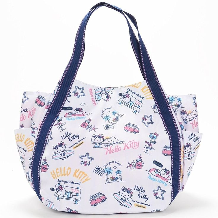 New! Hello Kitty limited 40th anniversary Tote Bag Mothers Sanrio 4054 F/S #Sanrio