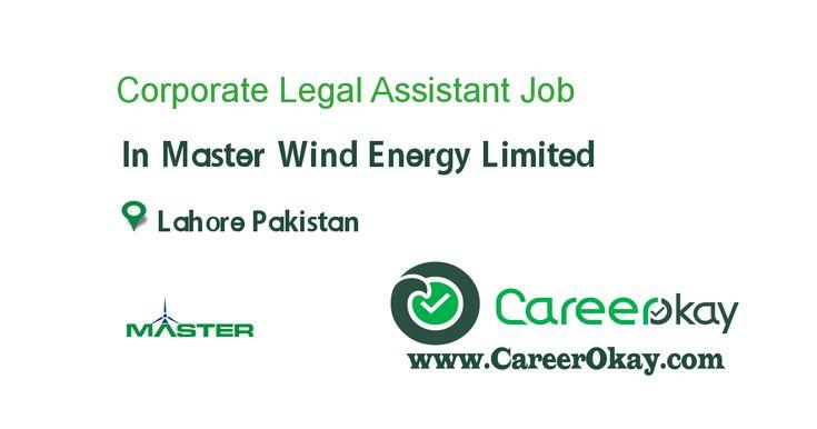 Corporate Legal Assistant Jobs In Pakistan Pinterest Lahore - legal assistant job description