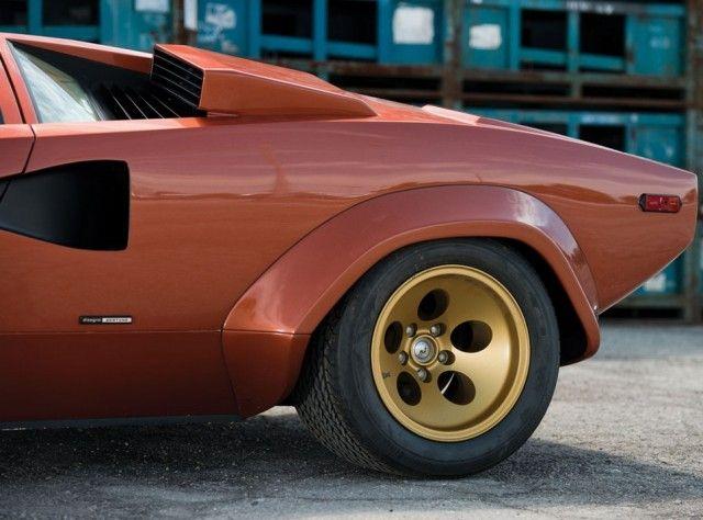 Original 1979 Lamborghini Countach for Sale10