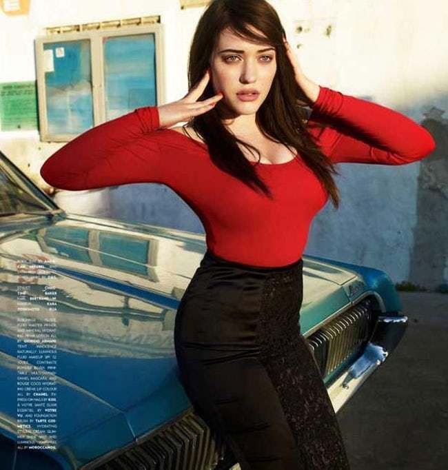 Kat Dennings Forgot Where She  is listed (or ranked) 10 on the list The 28 Hottest Pics of Kat Dennings