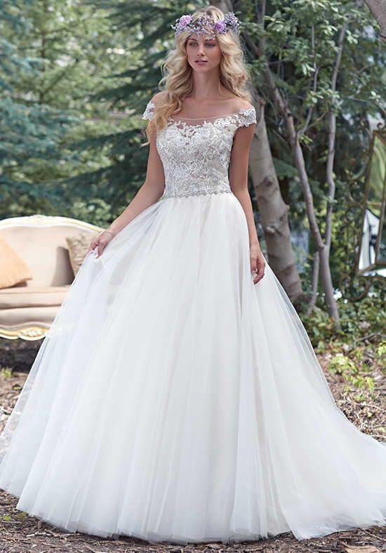 34 best Wedding Dresses images on Pinterest | Wedding dressses ...