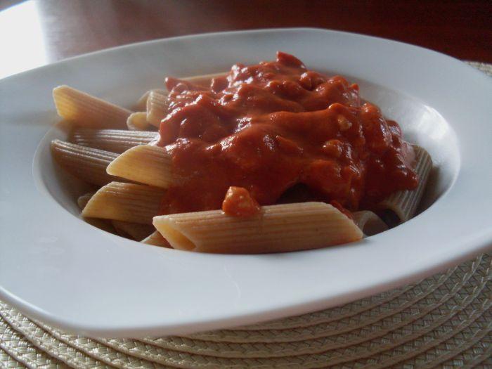 A perfect pasta sauce...