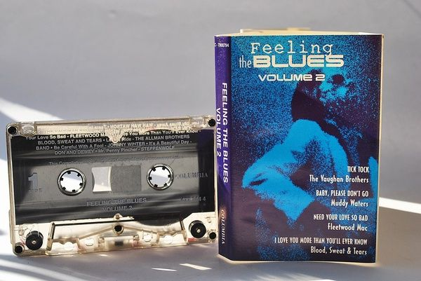 Feeling the Blues -- Various Artists