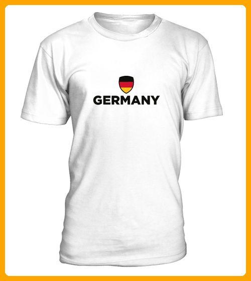 National flag of Germany - Shirts für reisende (*Partner-Link)