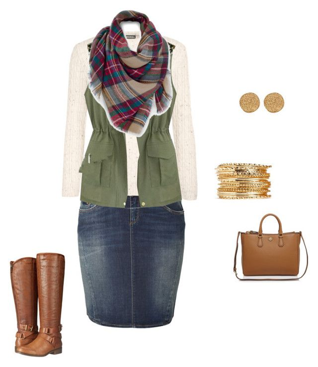 """""""Fall"""" by shaydb ❤ liked on Polyvore featuring True Religion, WearAll, Venus, Madden Girl, Tory Burch and Karen Kane"""