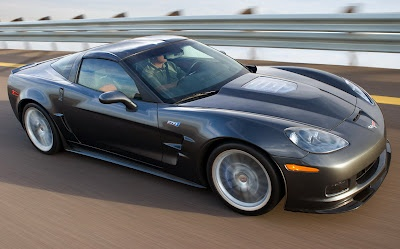 2009 Corvette ZR1 With 620HP Supercharged V8: Fastest Vette Ever!!!