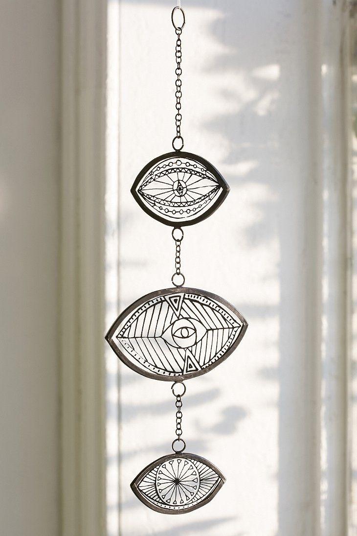 Magical Thinking Glass Eye Mobile Urban Outfitters
