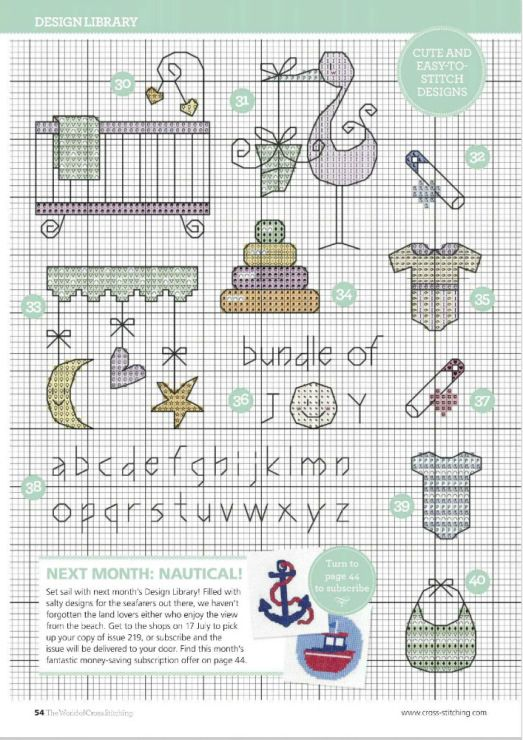 Modest image with baby cross stitch patterns free printable