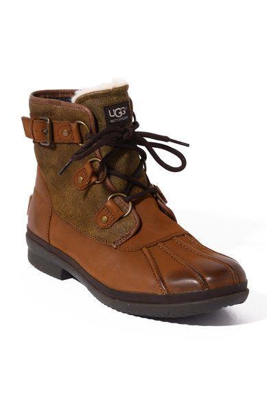 UGG Cecile Waterproof Duck Boot