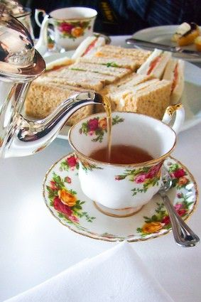 High Tea....Collecting over 2 decades, I have this one.....LA
