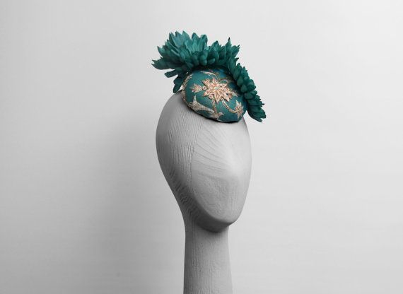 LADY JADE (Headpiece/ Hat)