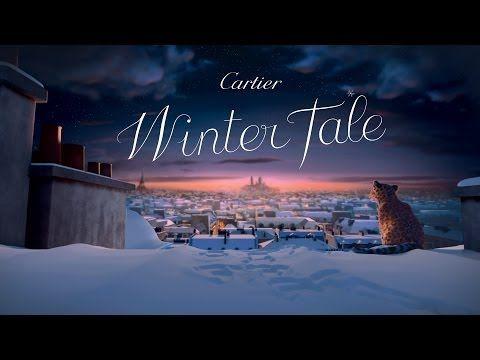 Cartier Winter Tale - YouTube