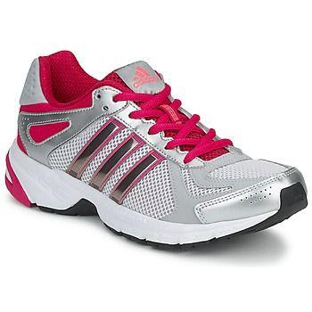 Adidas donna per Fitness in ciclamino per essere in linea anche con i colori del momento.