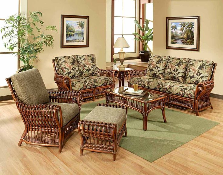 14 best white rattan and wicker indoor living room for Beach craft rattan furniture