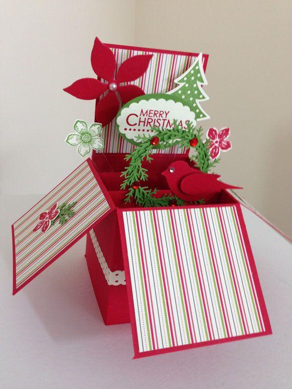 Box Christmas Cards 901 Best Christmas Cards And Other Things Christmas Images On Kerst In Een Doosje Doosjes Maken Pinterest Tree Trimmer 25 Unique Pop Up Christmas Cards Ideas On Pinterest Pop Up