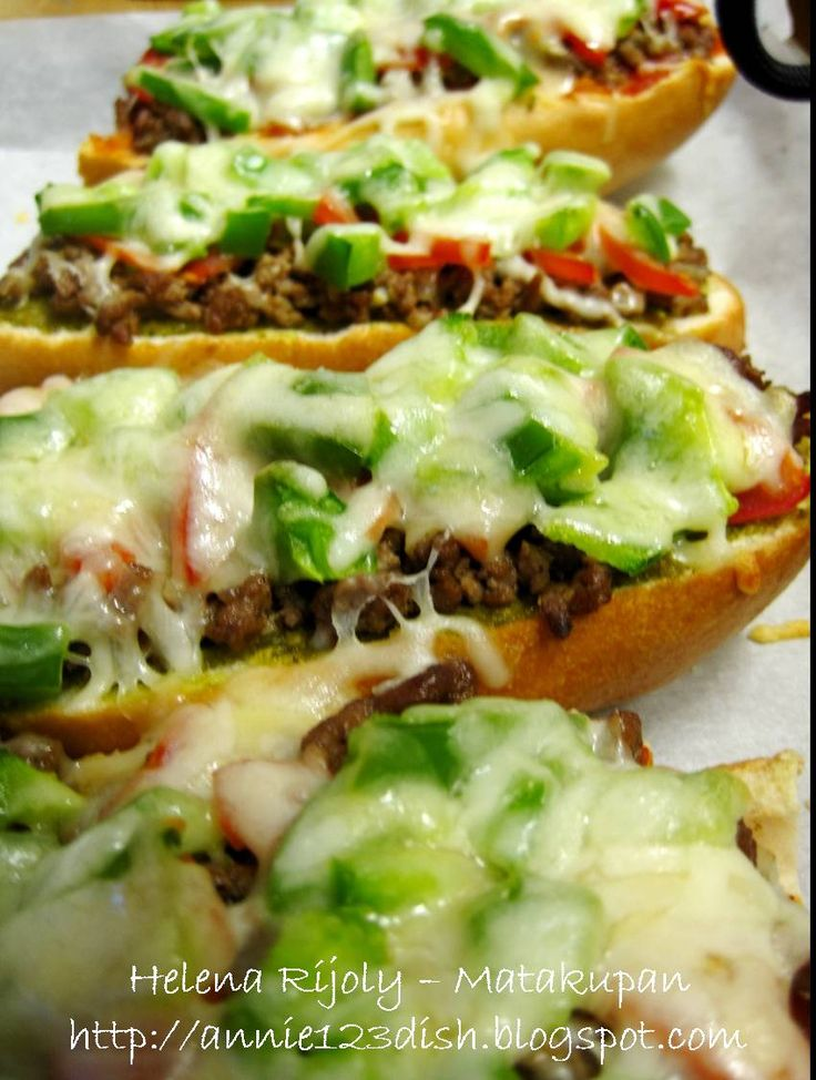Annie's 1-2-3 Dish: Easy French Bread Pizza