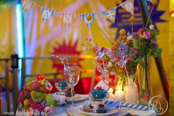 inspiration mariage photographe lyon 29 Inspiration Mariage   Fête foraine et décoration de table