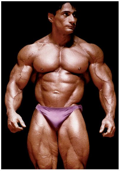 Image detail for -autographed signed bodybuilder pic