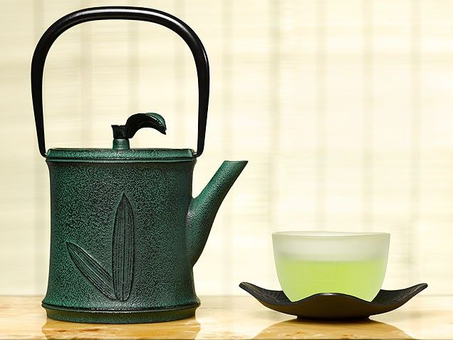 Green Tea  May protect against: Many cancers, including bladder, stomach and colon