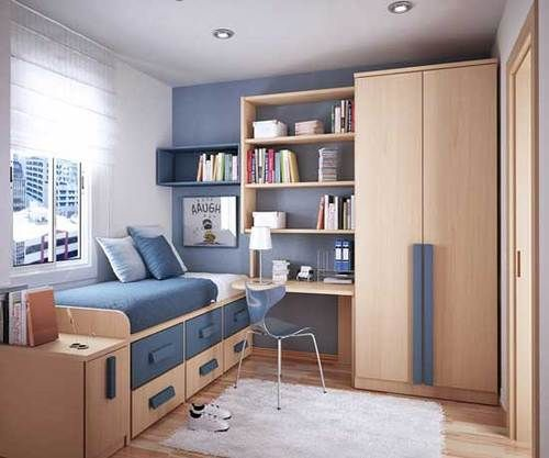 50 best images about loft bed on pinterest space saving beds small rooms and child room - Small room space saving ideas design ...