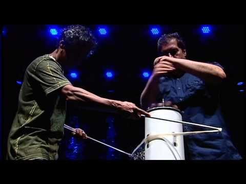 Uakti   Krishna I (Artur Andrés)   Instrumental SESC Brasil - YouTube
