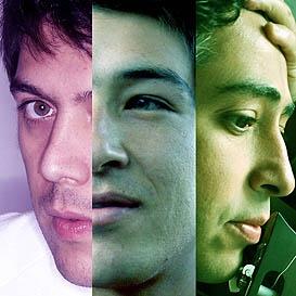 Gepe,Chinoy y Manuel Garcia