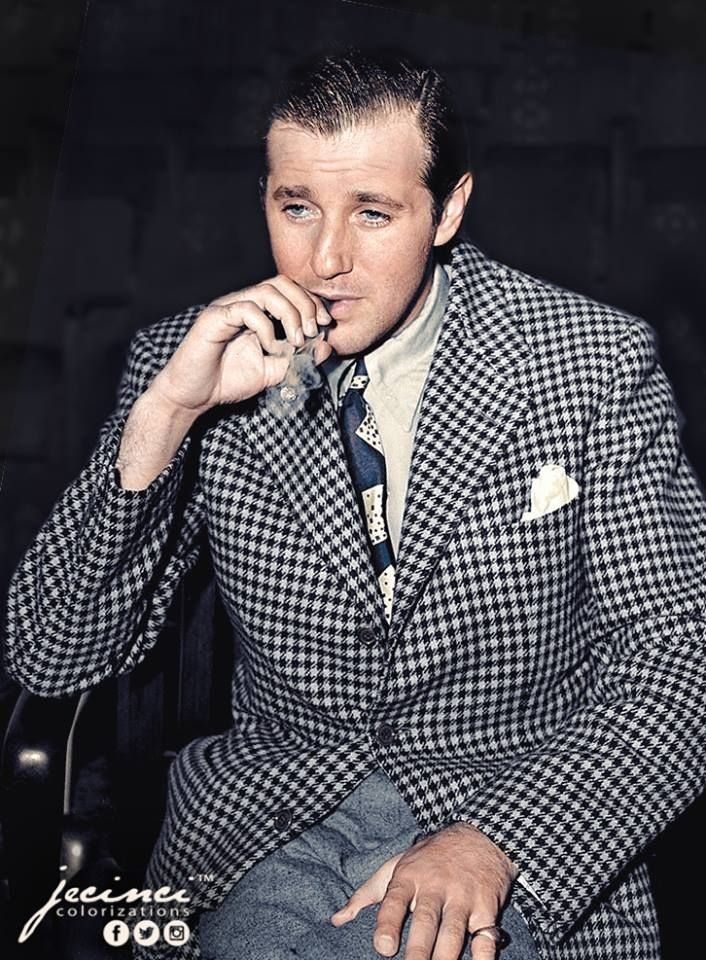 "Benjamin ""Bugsy"" Siegel February 28, 1906 – June 20, 1947"