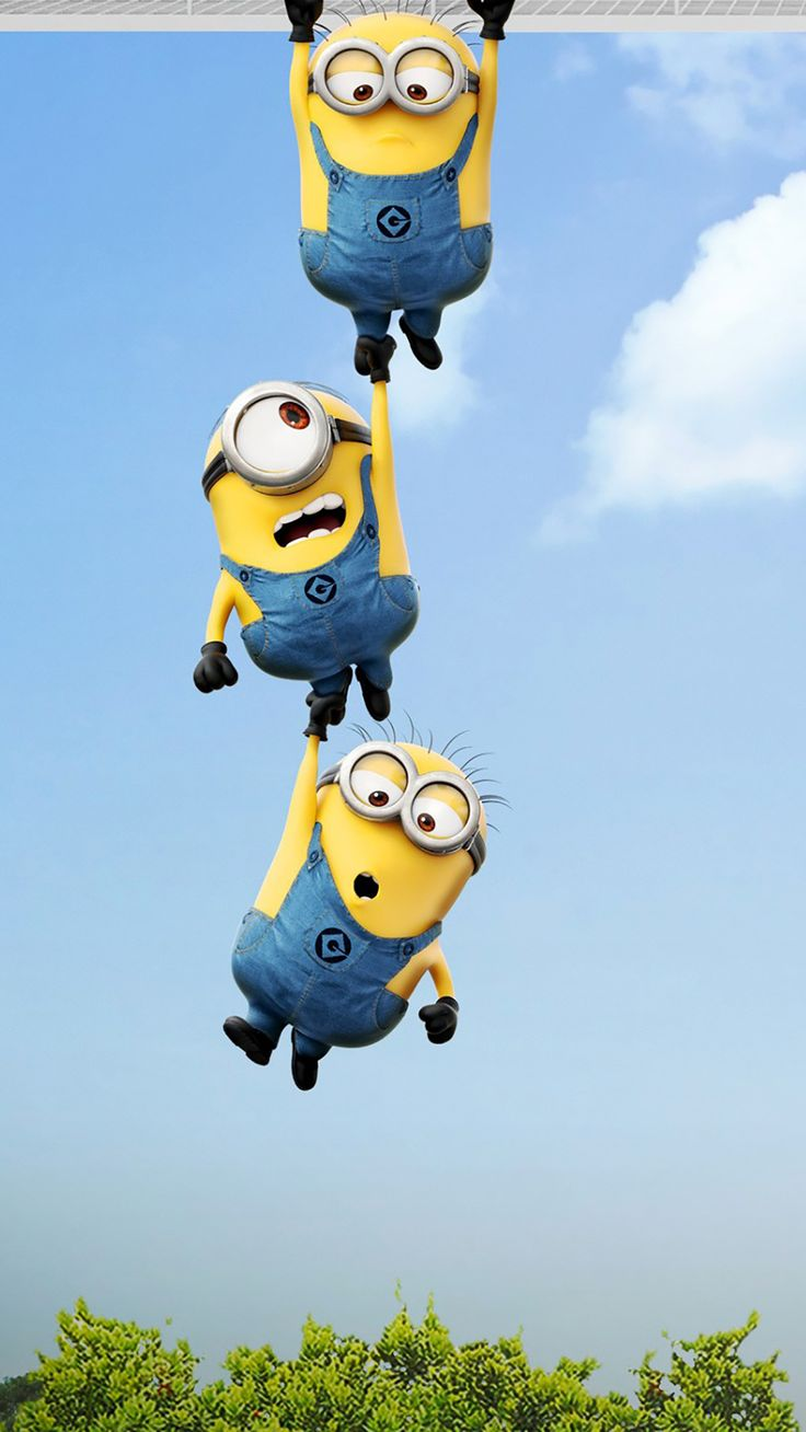 1000 ideas about minion wallpaper iphone on pinterest - Despicable me minion screensaver ...