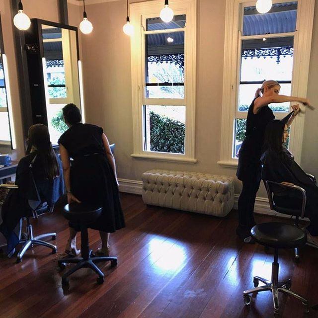 Our newly refurbished salon space is the perfect place to be spending your Saturday, relaxing and enjoying a little 'you' time. Let our amazing team of stylists take care of your hair and leave the salon feeling fresh and fancy!   by Melanie in our Salon. Hair by Museo.   #hairbymuseo #beautifulperth #perthhairdresser #perthsalon #perthbride #perthbeauty #goldwell #goldwellsalon #goldwellcolorsalon #goldwellaus #perthlife #perthliving #perthisok #mountlawley #mtlawley #mountlawleylife…