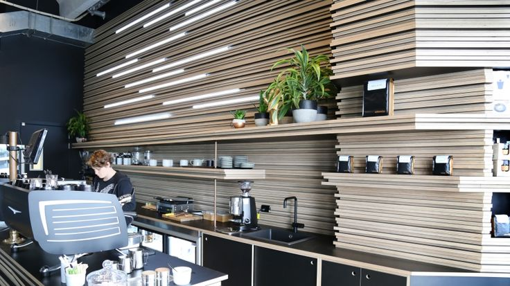 Plytech Provides Unique Ply Solution for Atomic Cafe by Plytech International Ltd – EBOSSNOW – EBOSS