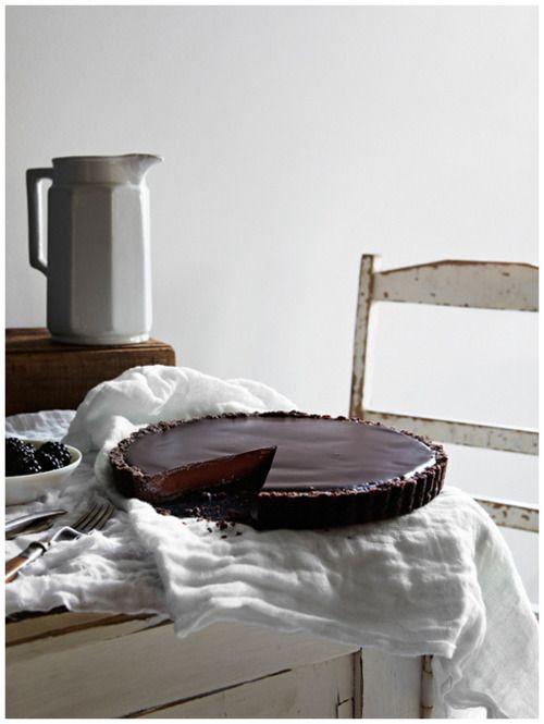 pureChocolates Cake, Chocolates Torte, Armelle Habib, Chocolate Tarts, Chocolates Desserts, Design File, Chocolate Cakes, Flourless Chocolates, Chocolates Tarts