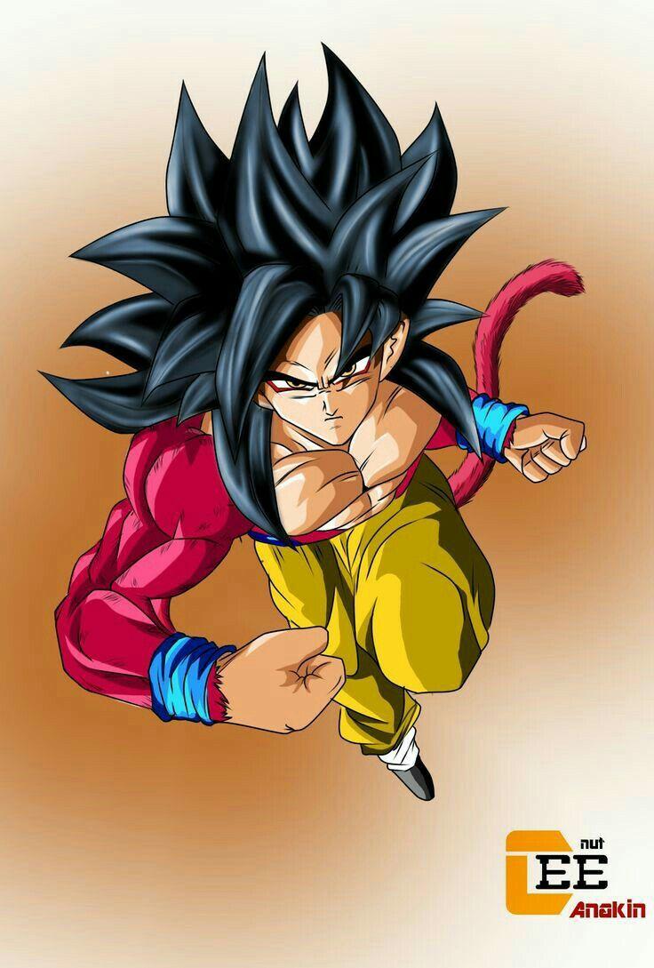 Goku Ssj4 Anime Dragon Ball Super Anime Dragon Ball Dragon Ball Gt