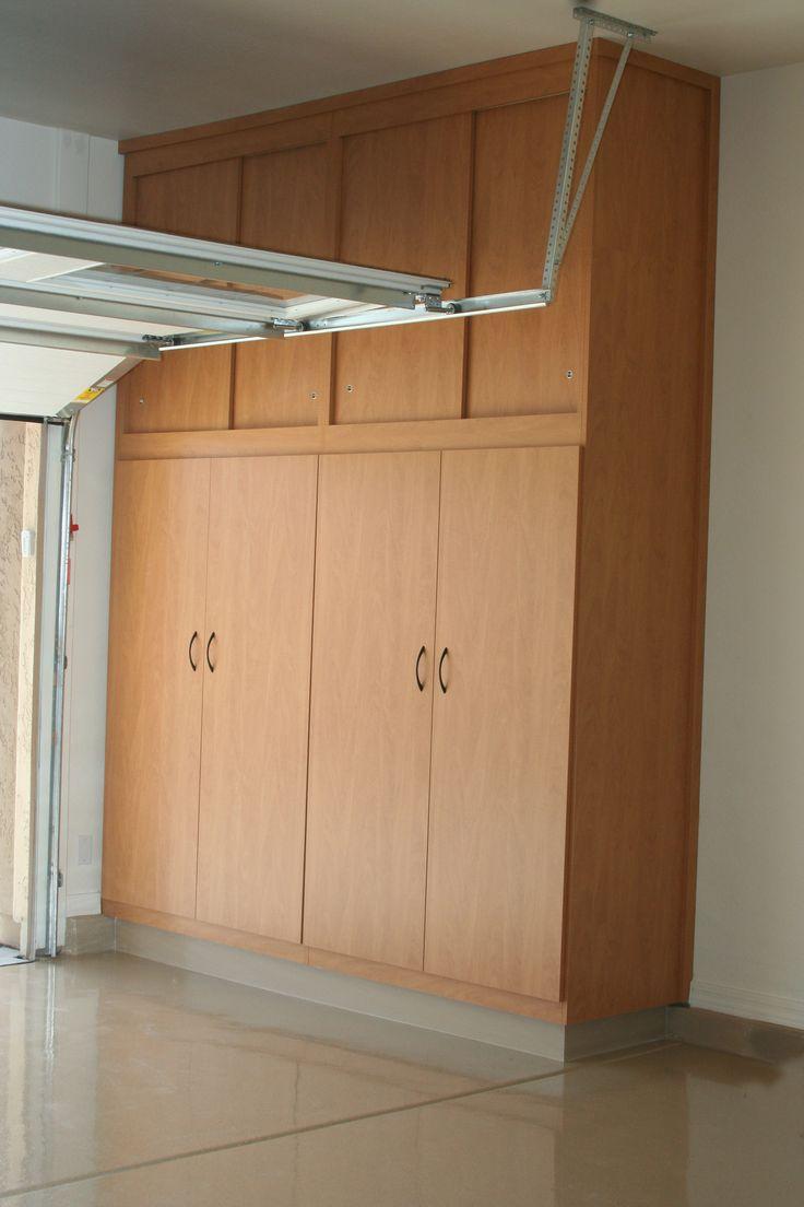 Floor To Ceiling Garage Cabinets 15 Best Ideas About Garage Cabinets On Pinterest Garage