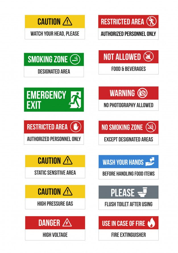 Safety Signs Restricted Signs Warning Signs Signs Ang Mo Kio Authorized Personnel Only