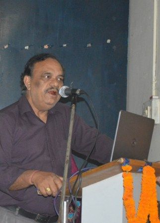Mr. Tikendrajit Sarma on 'Art & Culture in view of Social Sciences'