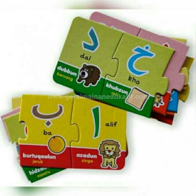 Saya menjual FLASH CARD BILINGUAL Hijaiyah seharga Rp32.000. Dapatkan produk ini hanya di Shopee! http://shopee.co.id/mainan.edukatif/4071542 #ShopeeID